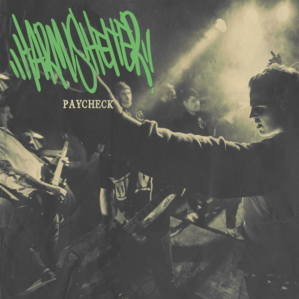Harm - Paycheck (Ltd.Black Vinyl)