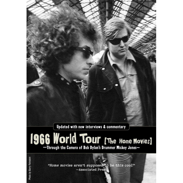 Dylan,Bob - 1966 World Tour: The Home Movies