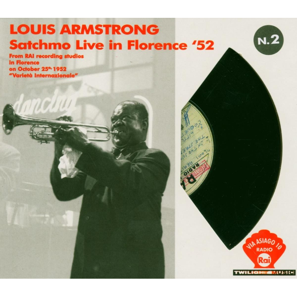 Armstrong,Louis - Satchmo: Live in Florence 1952