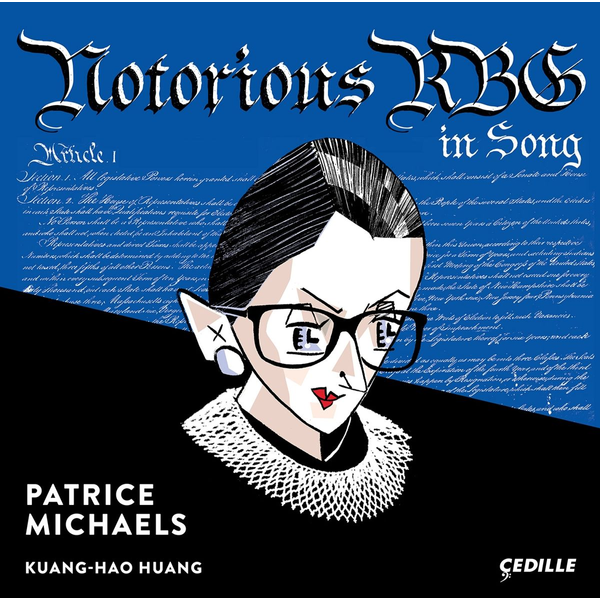 Michaels,Patrice - Notorious RBG in Song