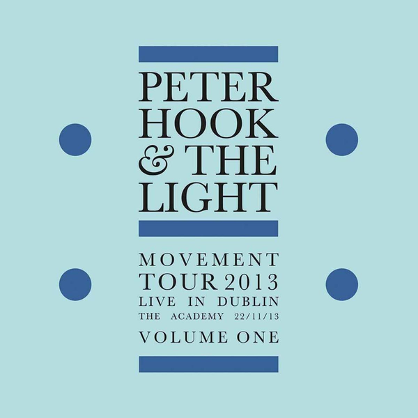 Hook,Peter Power, Corruption and Lies: Live in Dublin, Vol. 1