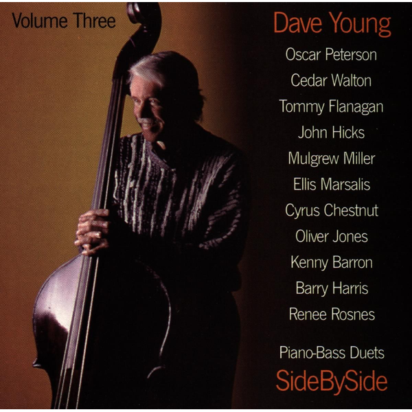 YOUNG,DAVE - Side by Side, Vol. 3