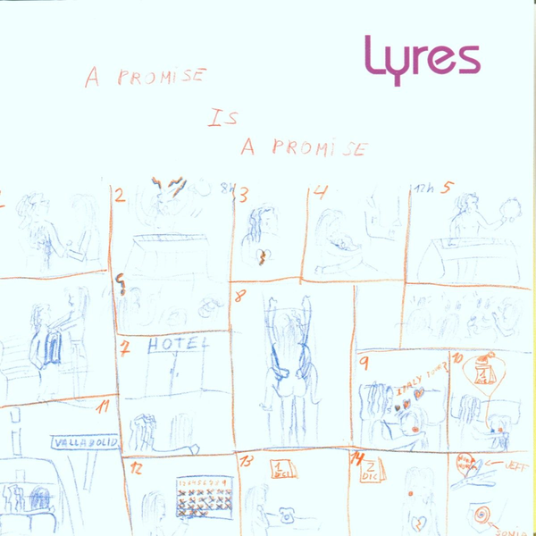 LYRES - Promise Is a Promise