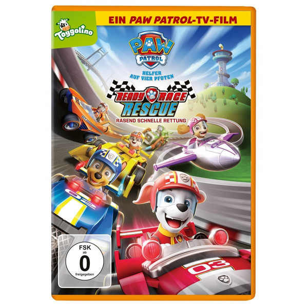 - Paw Patrol: Ready Race Rescue-Rasend schnelle...