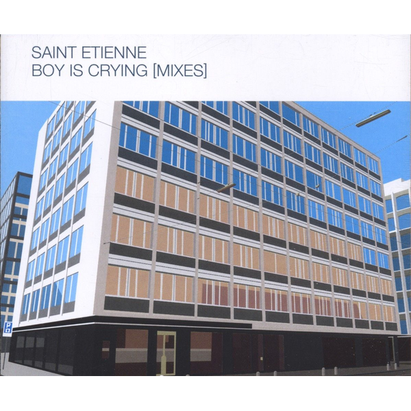 SAINT ETIENNE - Boy Is Crying