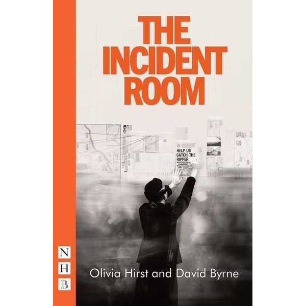 Hirst, Olivia - The Incident Room