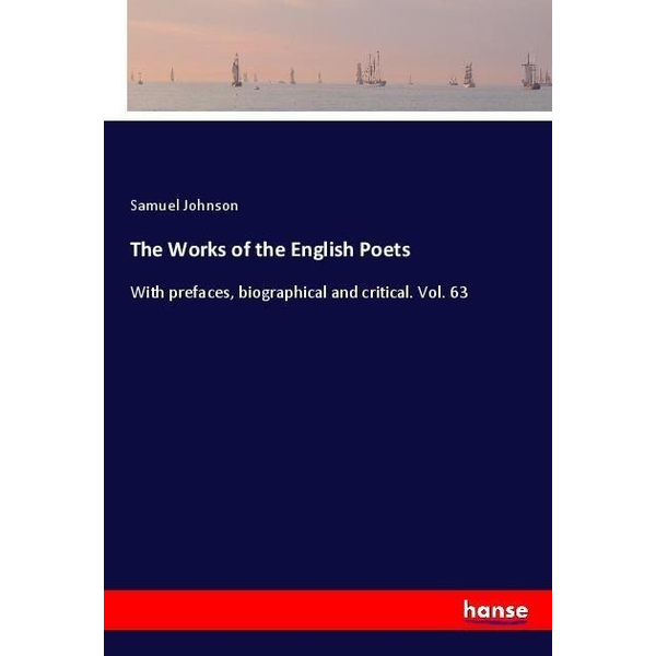 Johnson, Samuel - The Works of the English Poets