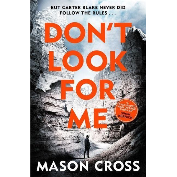 Cross, Mason - Hachette UK Don't Look For Me book English Paperback 368 pages