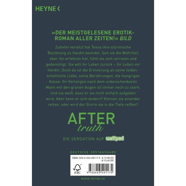 Anna Todd - After truth - AFTER 2 - Roman
