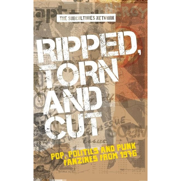- Ripped, torn and cut
