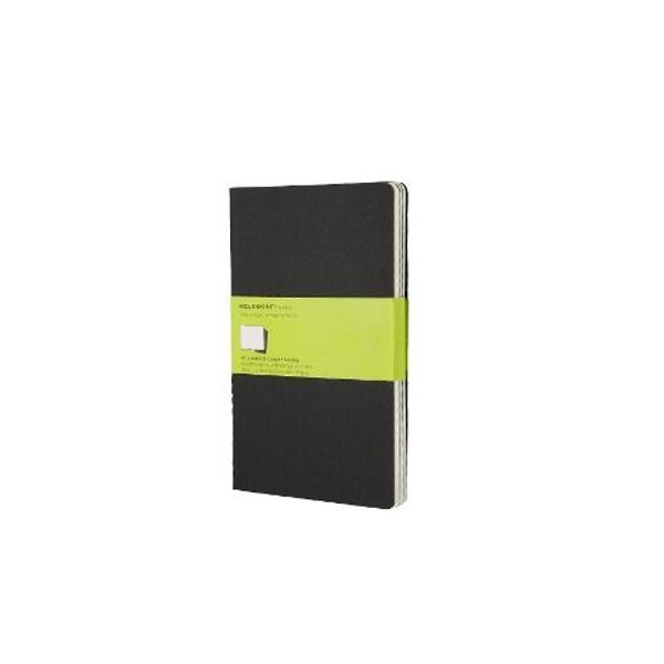 Moleskine - Moleskine QP318 writing notebook 80 sheets Black