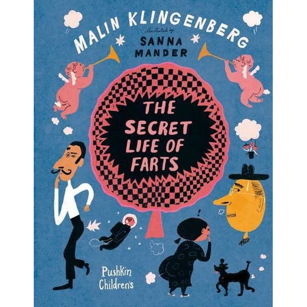 Klingenberg, Malin - The Secret Life of Farts