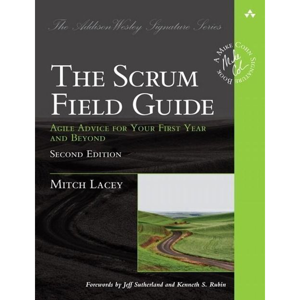 Lacey, Mitch - The Scrum Field Guide
