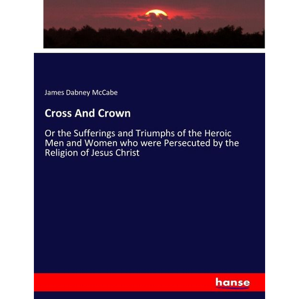 Mccabe, James Dabney - Cross And Crown