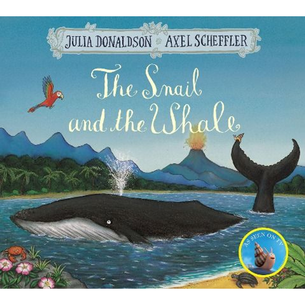 Donaldson, Julia - ISBN The Snail and the Whale book English Paperback 32 pages