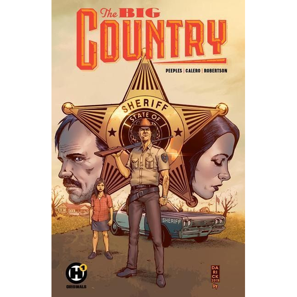 Peeples, Quinton - The Big Country