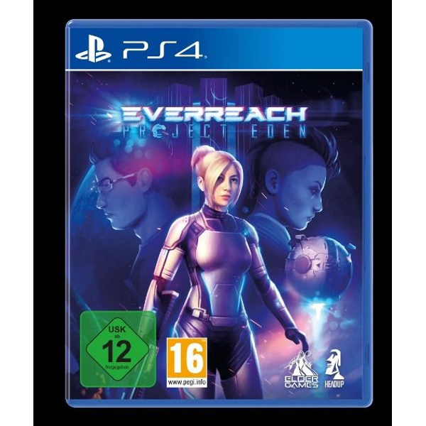 - Everreach: Project Eden (PlayStation PS4)