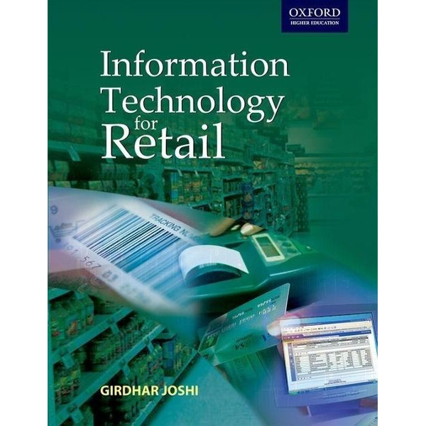 Joshi, Girdhar - ISBN Information Technology for Retail book 436 pages