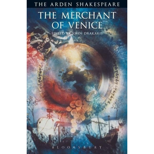 William Shakespeare - ISBN The Merchant Of Venice (Third Series)