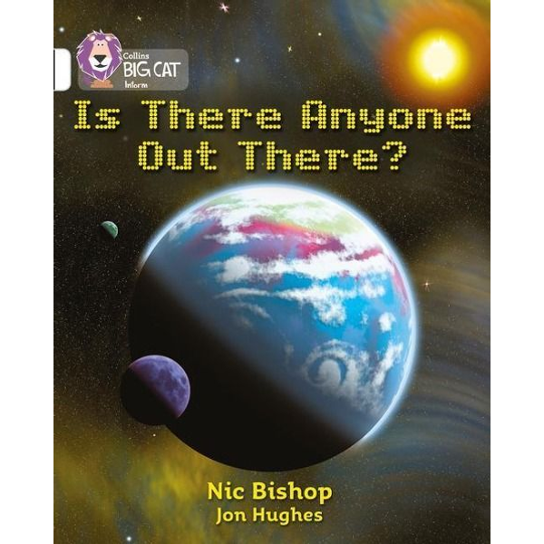 Bishop, Nic - Is There Anyone Out There?