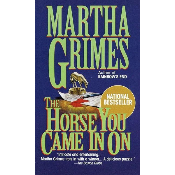 Grimes, Martha Horse You Came in on