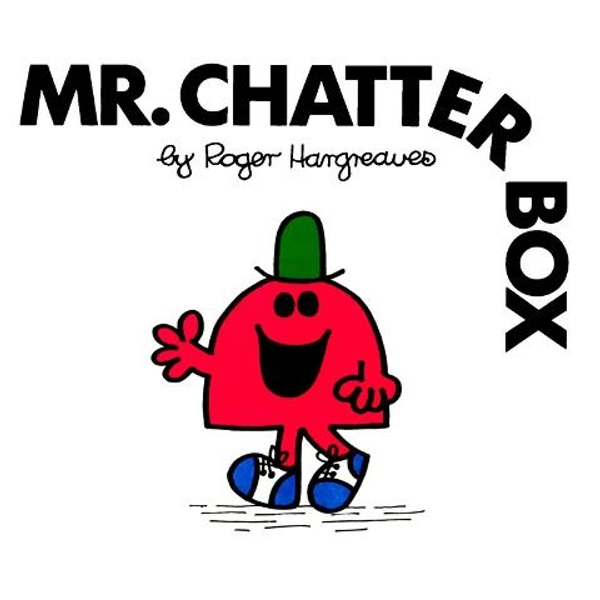 Hargreaves, Roger - Mr. Chatterbox