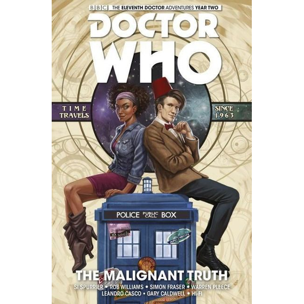 Spurrier, Si - Doctor Who: The Eleventh Doctor Volume 6 - The Malignant Truth