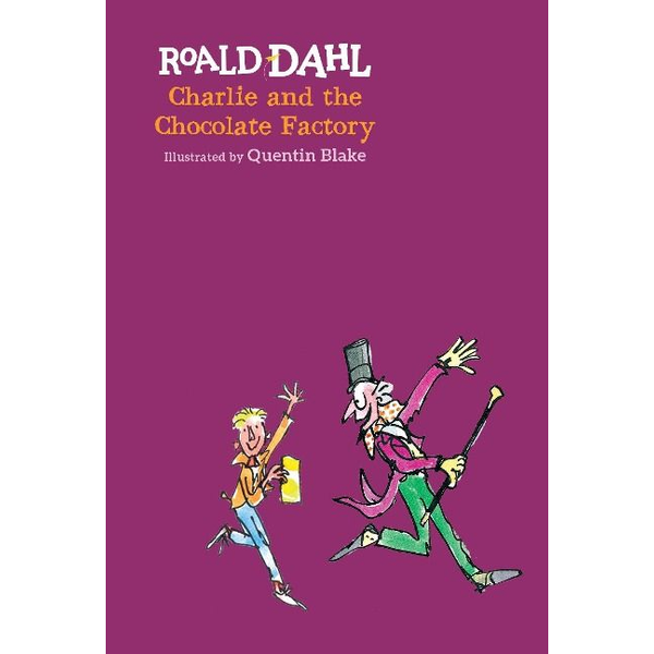 Dahl, Roald - Charlie and the Chocolate Factory