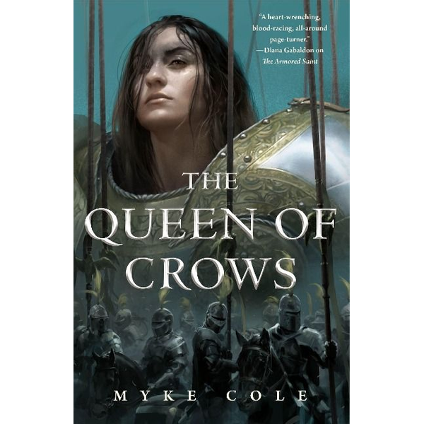 Cole, Myke - Cole, M: The Queen of Crows