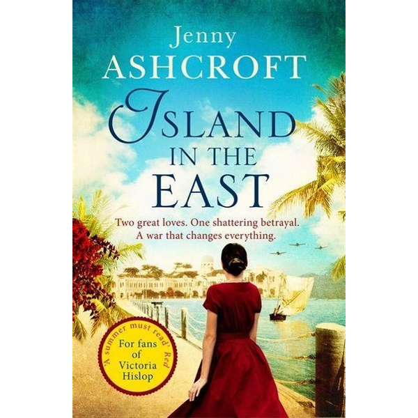 Ashcroft, Jenny - Island in the East