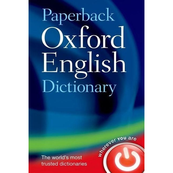 Oxford Languages - ISBN 9780199640942 book Reference & languages English Paperback 1024 pages