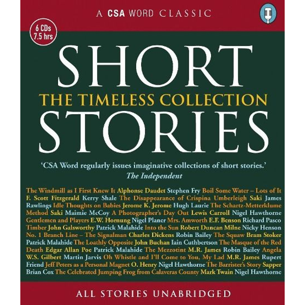 Canongate Books Ltd. - Short Stories - The Essential Timeless Collection