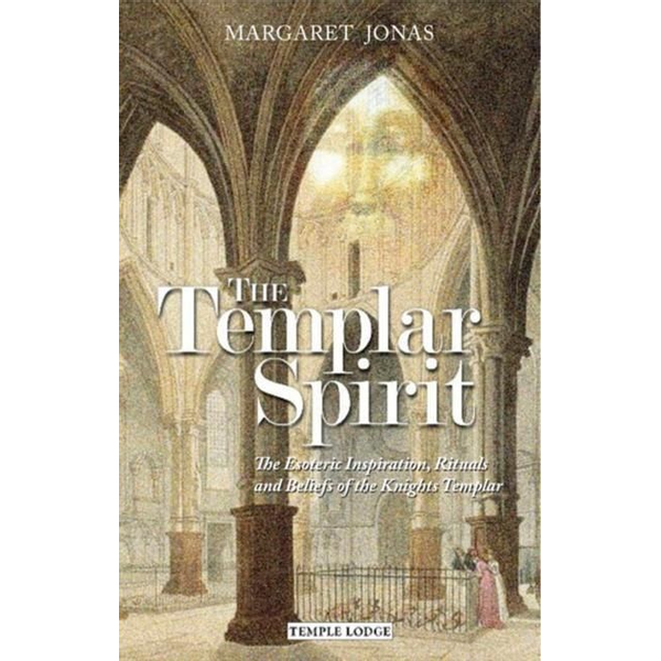 Jonas, Margaret - The Templar Spirit