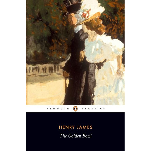 James, Henry - ISBN The Golden Bowl