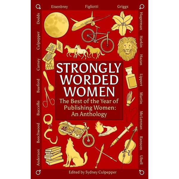 Griggs, Claudine - Strongly Worded Women