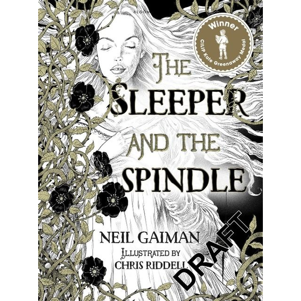 Gaiman, Neil - The Sleeper and the Spindle