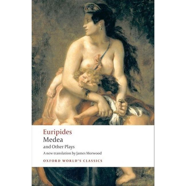 Euripides ISBN Medea and Other Plays book 272 pages