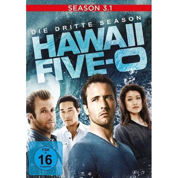 - Hawaii Five-0 (2010)-Season 3.1 (3 Discs,...