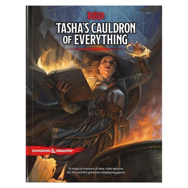 Wizards RPG Team - Tasha's Cauldron of Everything (D&d Rules Expansion) (Dungeons & Dragons)
