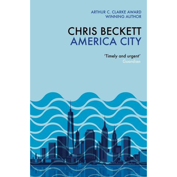 Beckett, Chris (Author) - ISBN America City book Paperback 416 pages
