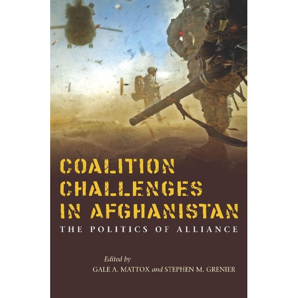 - Coalition Challenges in Afghanistan