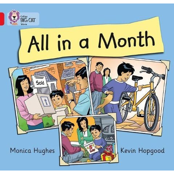 Hughes, Monica - All in a Month