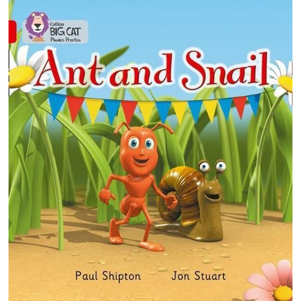 Shipton, Paul - Ant and Snail