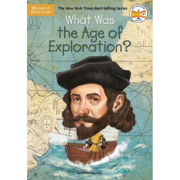 Daly, Catherine - What Was the Age of Exploration?