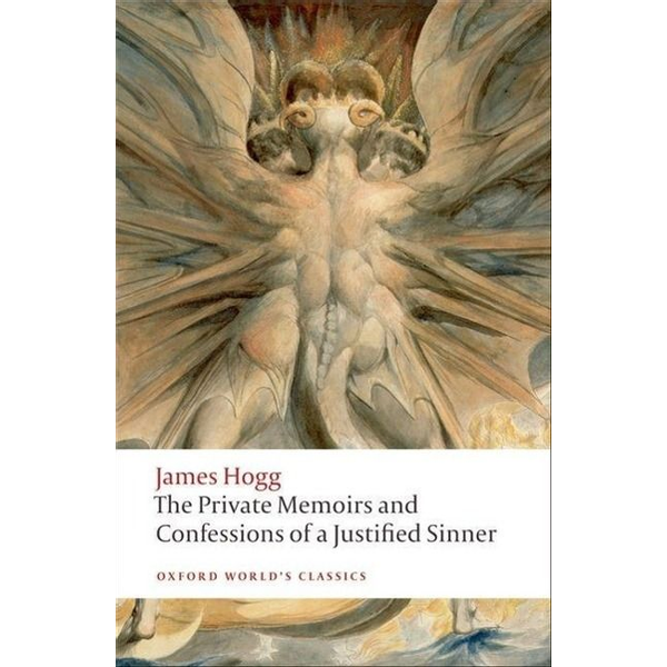 Hogg, James - ISBN The Private Memoirs and Confessions of a Justified Sinner book