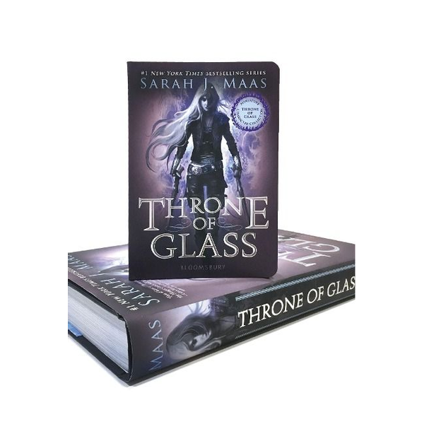 Maas, Sarah J. - Throne of Glass (Miniature Character Collection)