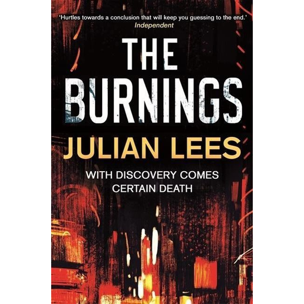 Lees, Julian - Hachette UK The Burnings book English Paperback 400 pages