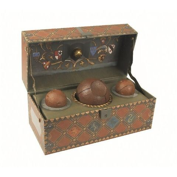 - Harry Potter: Collectible Quidditch Set