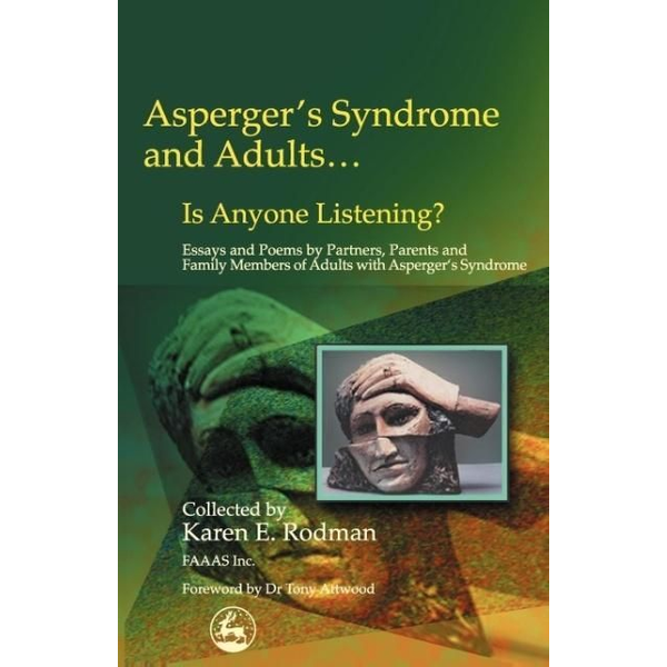 - UBC Press Asperger Syndrome and Adults... Is Anyone Listening? book Paperback 192 pages