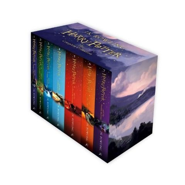 Rowling, Joanne K. - ISBN Harry Potter Box Set: The Complete Collection (Children's Paperback)
